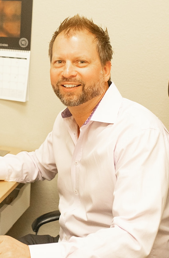 Photo of Dr. Chris Lewandowski, Princess Dental Staffing